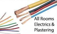 All Rooms Electrics & Plastering logo