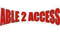 Able2Access Locksmiths logo